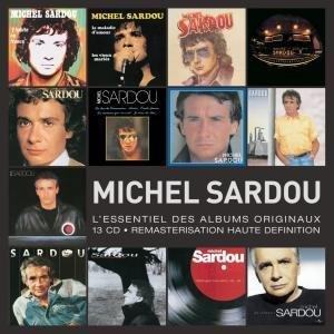"""Le 1er novembre, sortie d'une compilation """"L'ESSENTIEL DES ALBUMS STUDIO"""""""