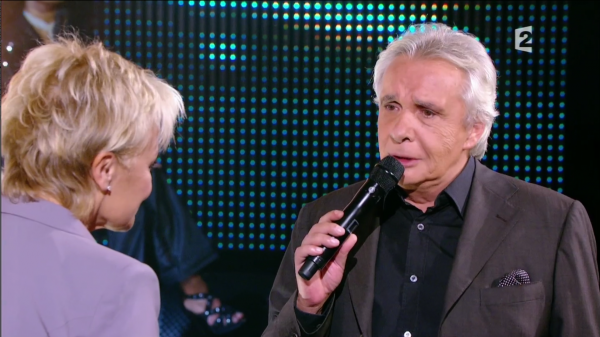 "23 octobre 2010 - Emission ""Sardou en questions"""
