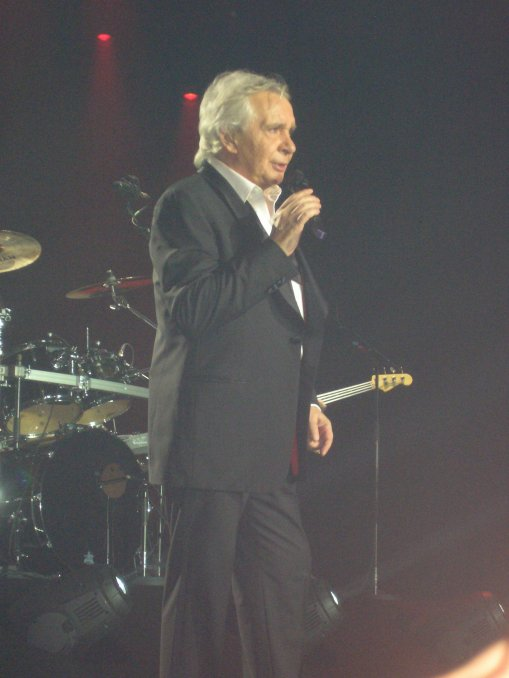 26 janvier 2011 - A L'Olympia (7ème !) pour l'anniversaire de Michel !