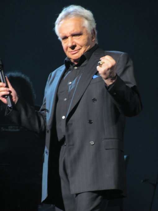 5 mars 2011 - Michel Sardou au Zénith d'Orléans