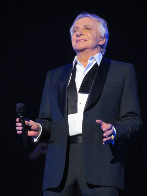 19 mars 2011 - Michel Sardou à Forest National (2)