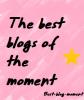 Best-blog-moment