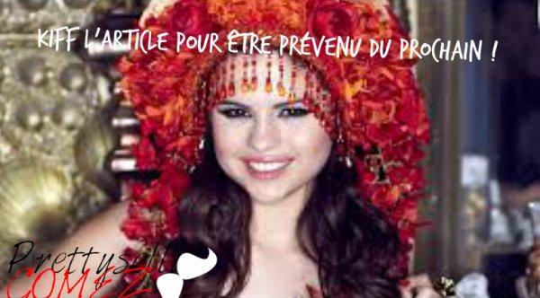 Selena's clothes !