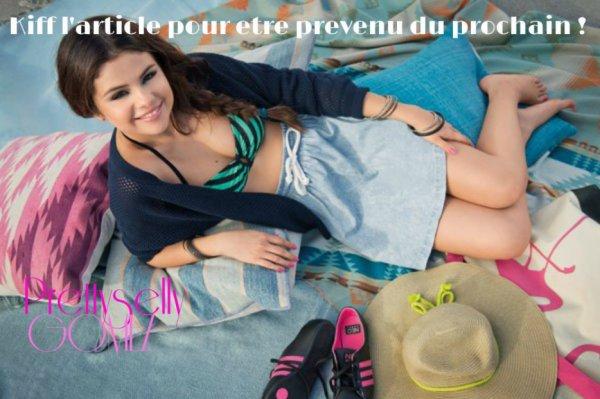 Selena, star dance