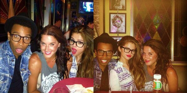 selena ALEX VS ALEX ! + photos personnelles !