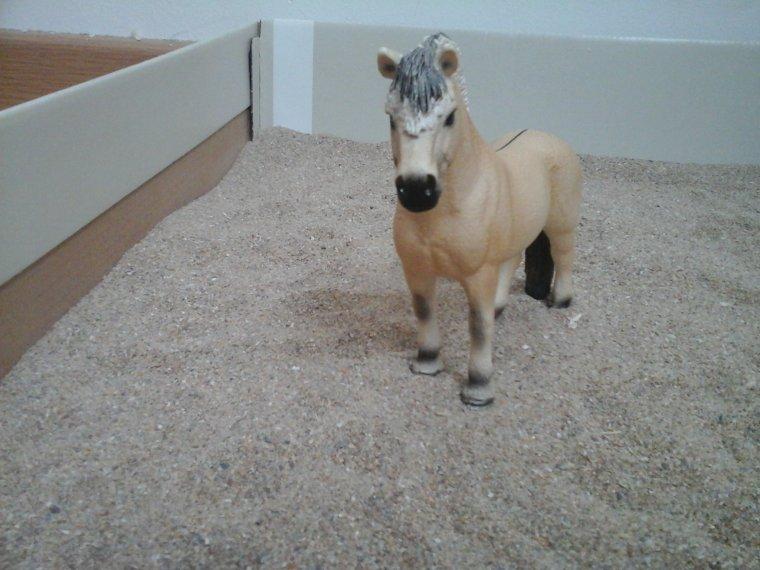 Présentation de mes chevaux schleichs