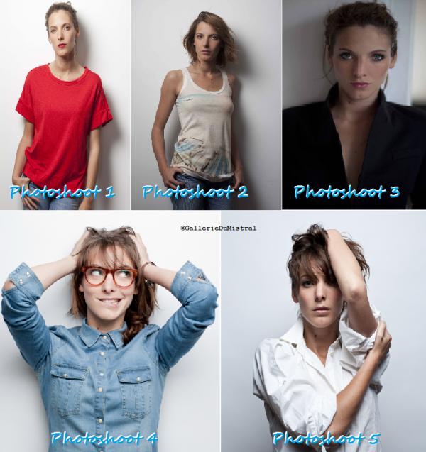 Photoshoot  --> Elodie Varlet ♥