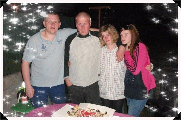 La famille avant tout ♥