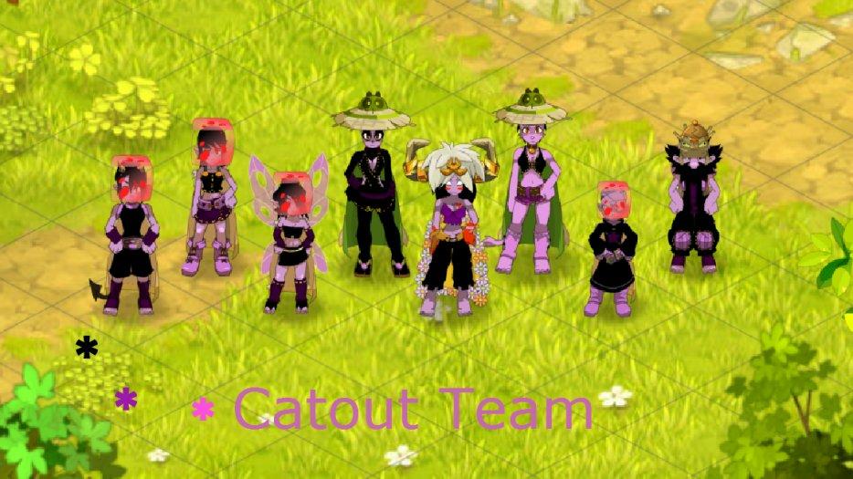 Blog de la Catout team