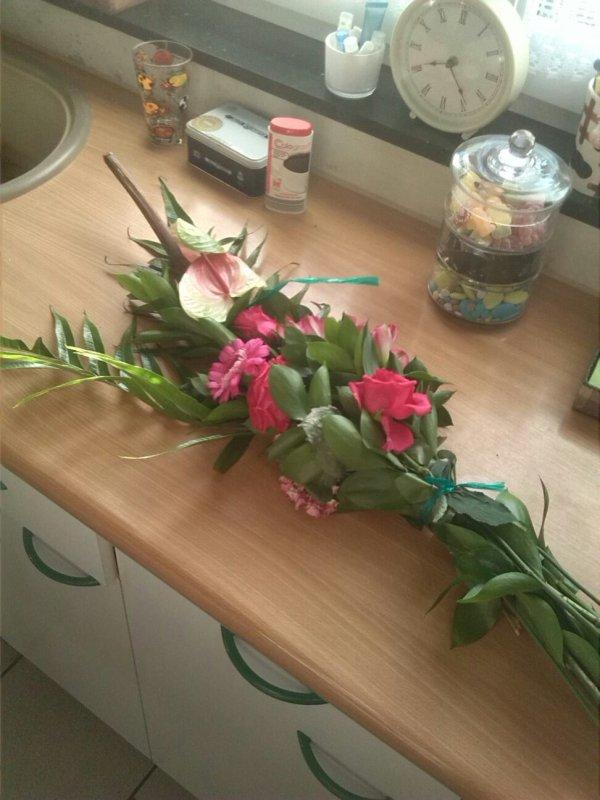 Bouquet mortuaire