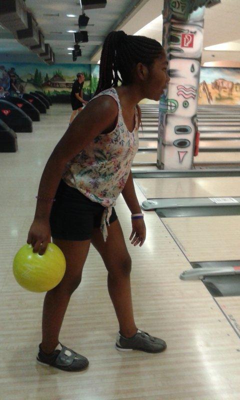 J adore le bouling