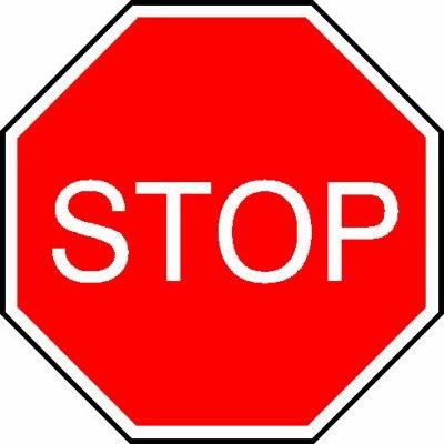 STOP !!!!!!
