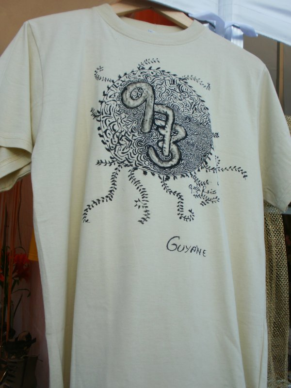 Guyane973 T-shirt Perso