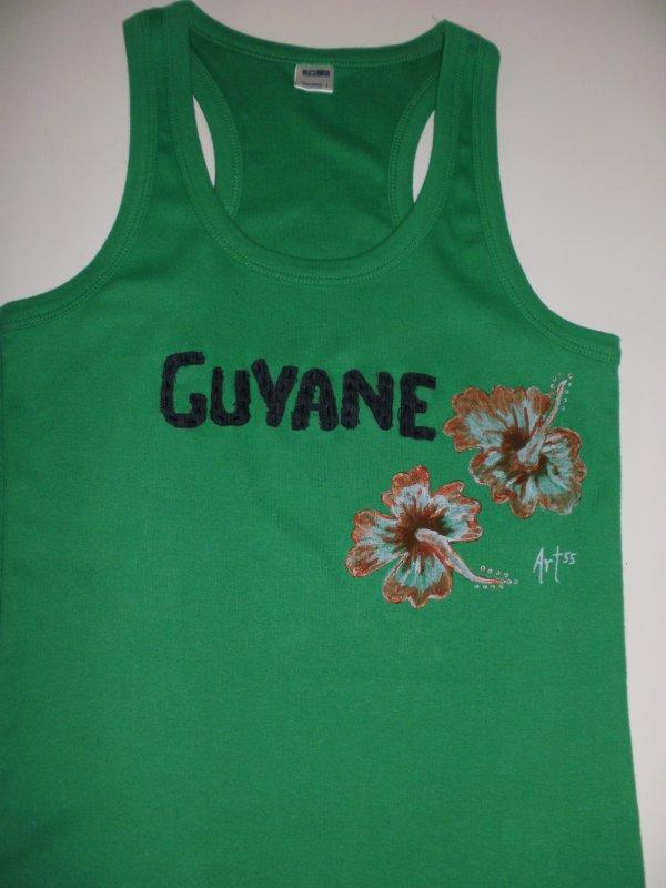Guyane Debardeur Perso 0694431744