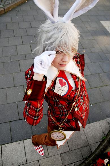 Alice au royaume de coeur ^^