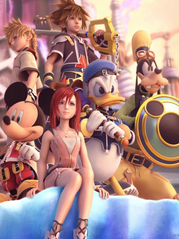 Kingdom Hearts! ~ Images 1