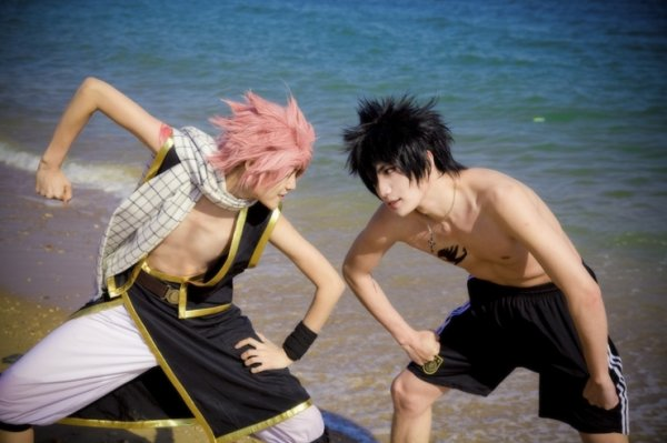 Fairy Tail ~ cosplay 1