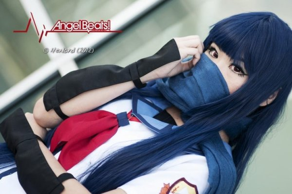 Cosplay Angel Beats 1