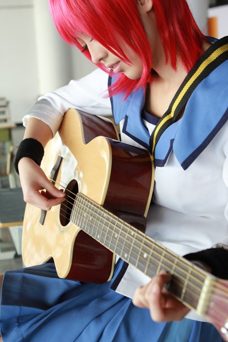 Cosplay Angel beats 2