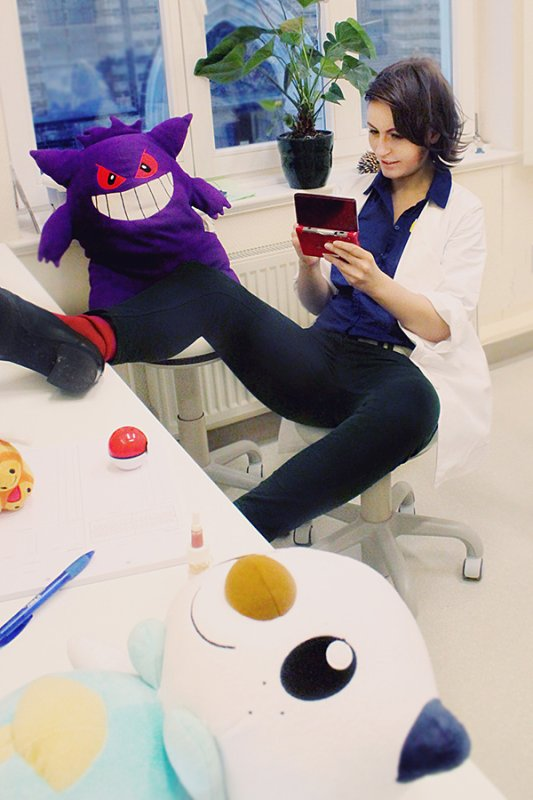 Cosplay Pokemon x y