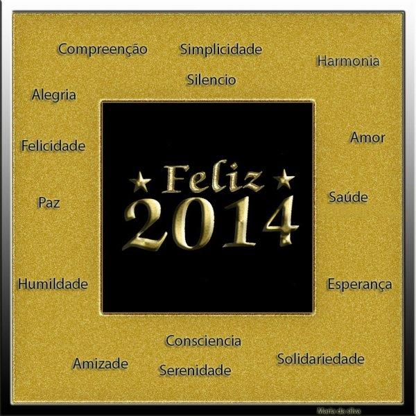 Bonne année 1014 a tout le monde!!