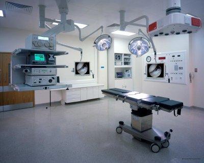 Stage au bloc opératoire