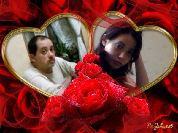mon papa et moi je t'aime papa tu nous manquent :'( <3