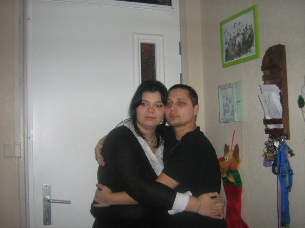 ma grande soeur & mon beau frere  <3