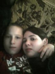 moi & angelo mon exe :)