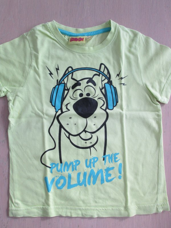 T-shirt Scooby-Doo 6 ans 1*