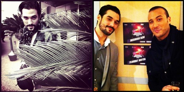 __Participation de Florent au NRJ Music Awards :3 __