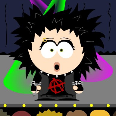 tokio hotel a south park