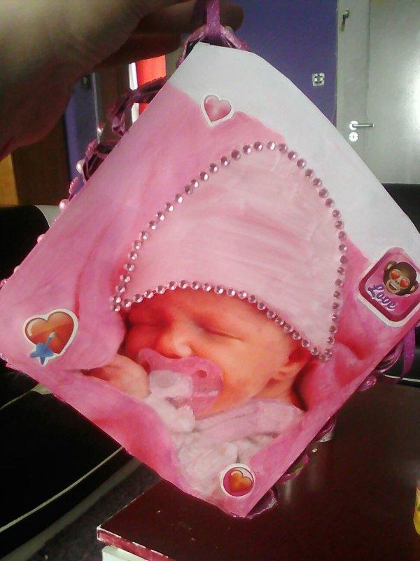 Ma fille Tatiana née le 08/08/2013 trop beaux  souvenirs