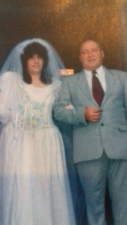 Le mariage a ma mere