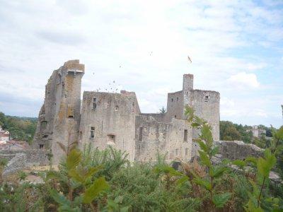 le chateau de clisson