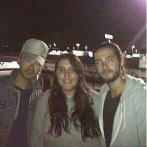 New photos: Bill & Tom avec des fans