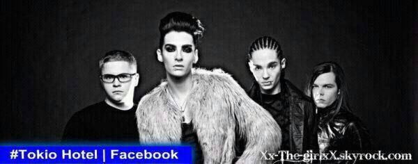 #Tokio Hotel | Facebook & Twitter