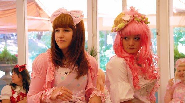 アリス : A RI SU  sa veut dire Alice en Japonais :)