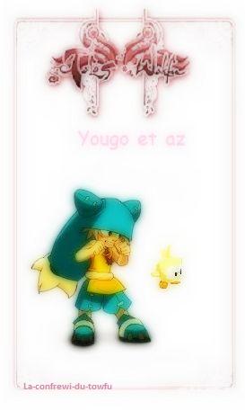 ❤ Rien de plus logique que de commenser par la présentation du personnage principale Yugo