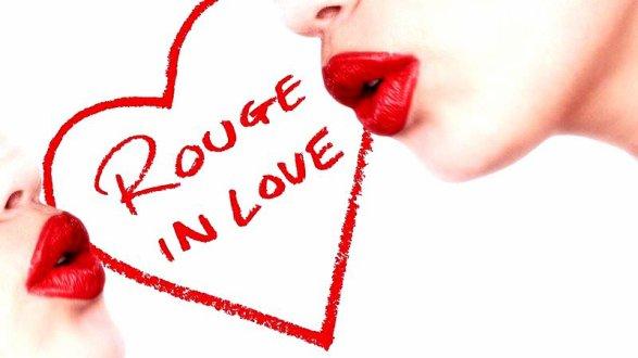 . ● Lancôme prévoit un nouveau spot publicitaire le 1er Février pour Rouge in Love..