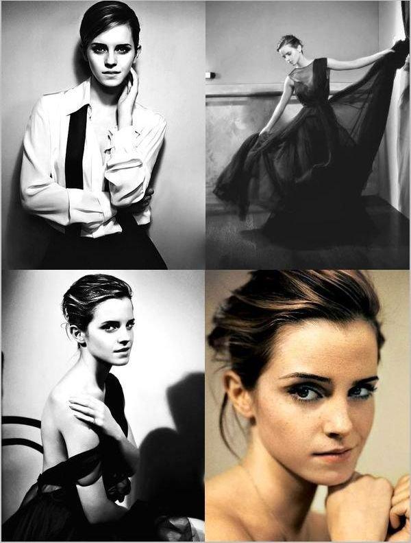 . ➜ Découvrez de nouveaux Outtakes du Glamour UK Octobre 2012..