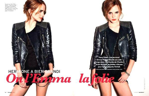 . ➜ Découvre les scans d'un photoshoot pour Lancôme par Alexi Lubomirski dans le magazine ELLE Belgique de Janvier 2013. .