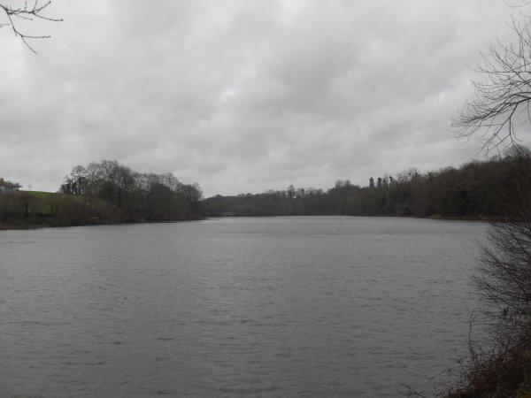 Session 48h00 sur le Lac de Bosméléac.(Suite)