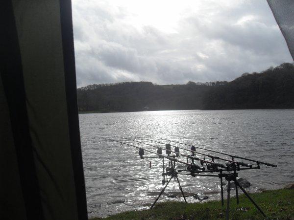 Session 48h00 sur le Lac de Bosméléac.