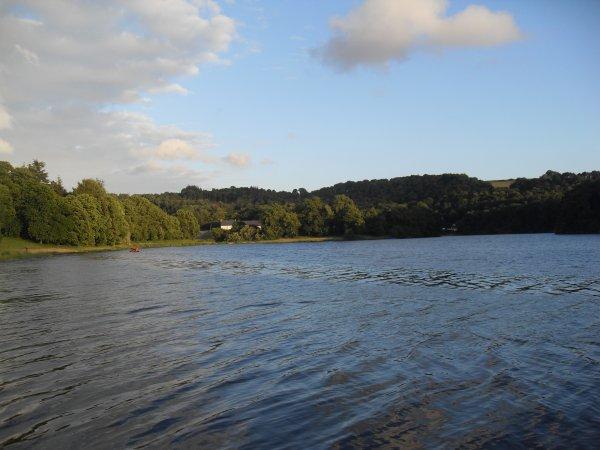 Petit 24h00 sur le lac de Bosméléac.