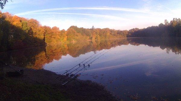 Pêche de journée.