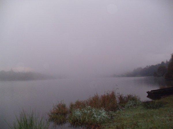 Petit 24h00 sur le lac de jugon.