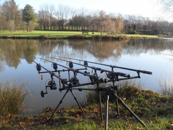 Petite pêche de journée