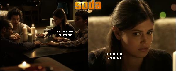 . 30 Juin 2012 : Toutes les apparitions de Lucie dans les épisodes de S.O.D.A diffusé Le 30 Juin.Toutes les images sont dans l'ordre , Toutes les captures et montages sont de moi , si des vidéos sortent je les ajouteraient  . . PARTIE N°1 :   Retrouvez la partie 2 juste en dessous  .  .