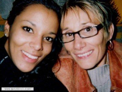 Tamara très proche de sa maman